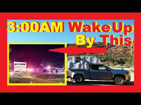 police-order-us-to-immediately-leave-our-camp-ground-at-night-rv-living-full-time-/-van-life-nomad