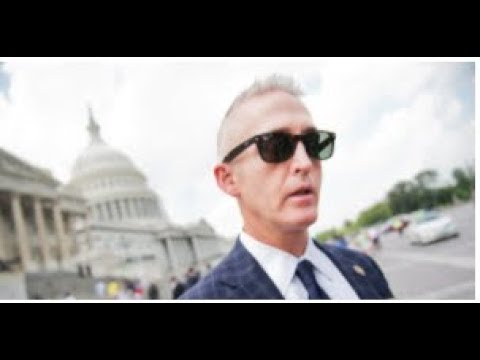 TREY GOWDY DROPPED A RUSSIA BOMBSHELL THAT RUINED MUELLER FOR GOOD!
