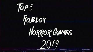 Top 5 Scariest Games on Roblox / Mostwanted884 / InfiniTube