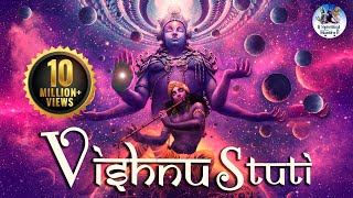 VISHNU STUTI | SHUKLAMBARADHARAM VISHNUM | MOST POWERFUL MANTRA OF LORD VISHNU STOTRAM