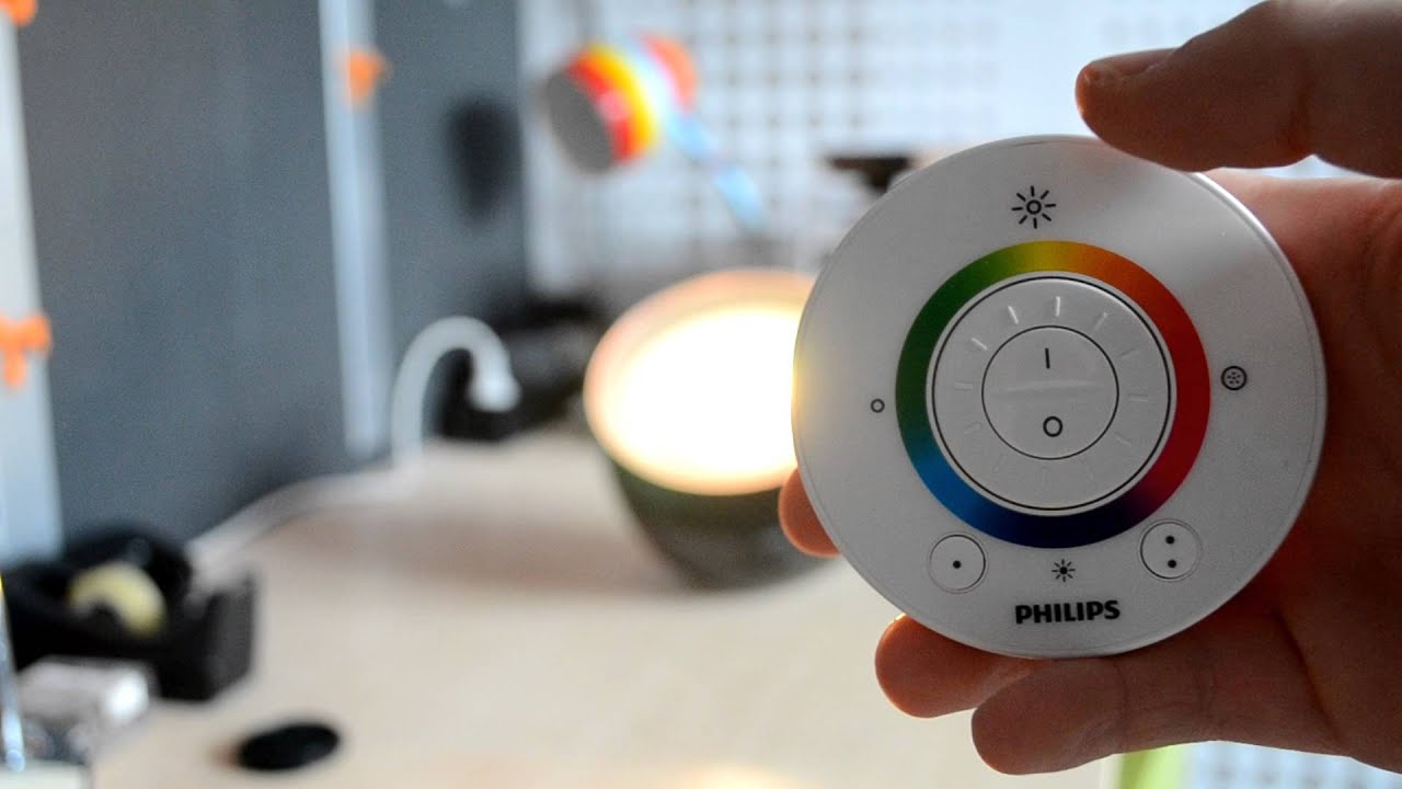 unboxing philips livingcolors iris eng - Philipps Living Colors