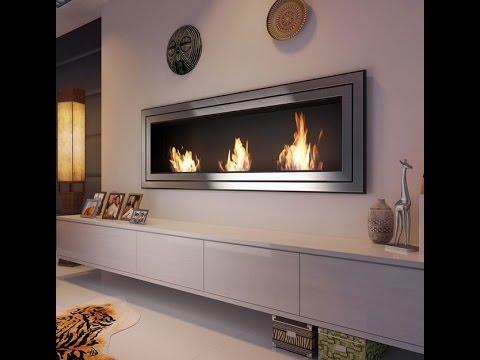 Camino Bioetanolo London 3 bruciatori riscalda grandi ambienti Bio ...
