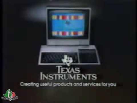 """Pubblicità Commerciale del TI-99/4A - """"He"""