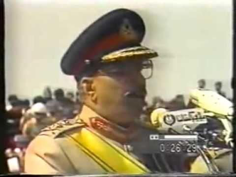 General Zia ul Haq Speech on 23 march 1988 Rawalpindi