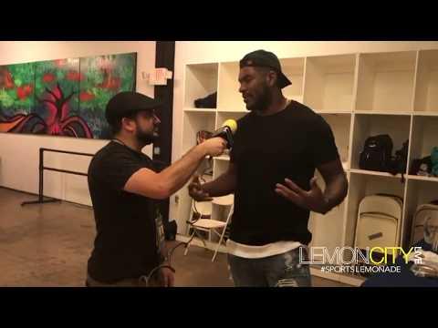 Miami Dolphins Tight End - Julius Thomas Interview 10/20/17