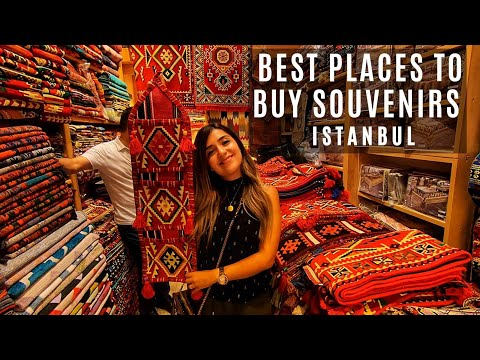 Where To Buy Souvenirs In Istanbul? | CHEAP & GOOD