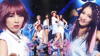 4Minute 포미닛 - Is It Poppin? 물좋아 Stage mix 교차편집