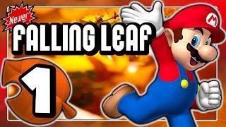 NEWER FALLING LEAF Part 1: New Super Mario Bros. Wii Hack mit herbstlichem Flair