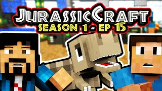 """ALL OUT WAR AGAINST CARFLO"" Minecraft Roleplay- Jurassic Craft w/Chrisandthemike"
