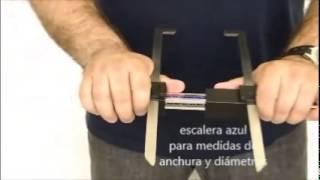 Antropometro Cescorf de 60cm