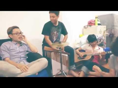 """Trúc Nhân ft Thảo Nhi ngẫu hứng hát """"4 chữ lắm"""" - st: Phạm Toàn Thắng"""