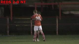 WORKINGTON REDS VS NEWCASTLE TOWN FA TROPHY REPLAY MATCH DAY HIGHLIGHTS!!!