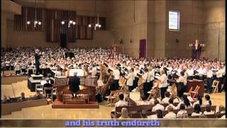 O Be Joyful in the Lord, John Rutter