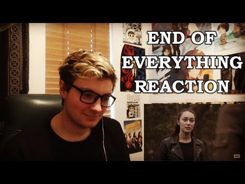 FEAR THE WALKING DEAD - 5X05 END OF EVERYTHING REACTION