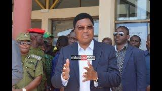 """Gambar cover Waziri Mkuu awashukia Viongozi """"Nitawaletea wakaguzi ili muondoke mkiwa safi"""""""