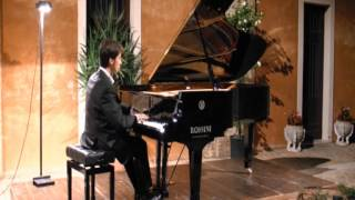 LUIGI BORZILLO plays CHOPIN , SCHERZO OP. 31 N° 2