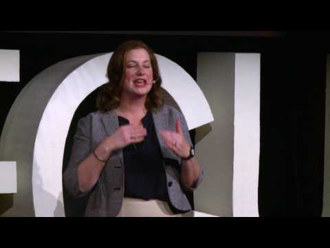 GIFs or gifts? | Christine Schreyer | TEDxECUAD