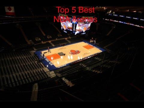 Top 5 Best NBA Arenas