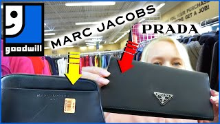 BUYING EXPENSIVE DESIGNER BRANDS FOR CHEAP AT GOODWILL!