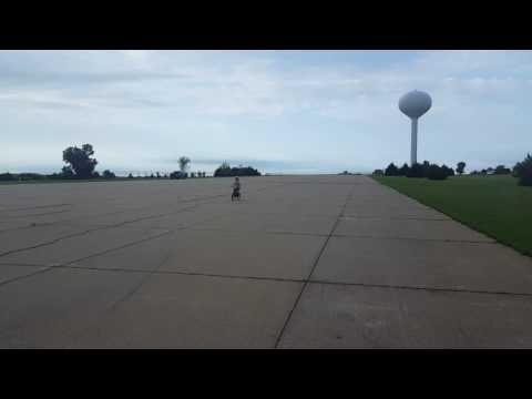 Salina Kansas airstrip.
