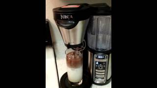 Ninja Coffee Bar- Iced Caramel Macchiato