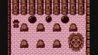 Bomberman GB - Stage 8 (Boss Showcase + Final Boss)