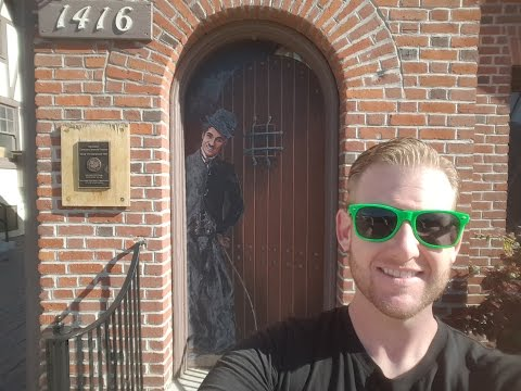 #119 (12/07/2016) Charlie Chaplin Studios and Chaplin's Actor Cottages