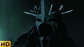 Король-колдун Ангмара выходит с войском из Мордора. Властелин колец: Возвращение короля.