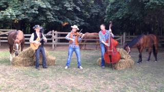 COUNTRY FIDDLE (violin, double bass, guitar) Acoustic Rush HD