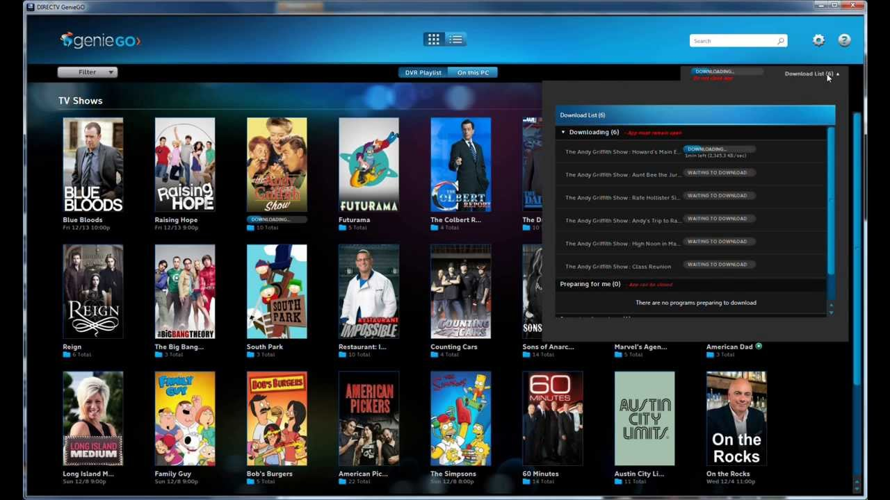 Directv Geniego A Closer Look At The Hardware And Software Youtube