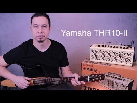 yamaha-thr10-ii-demonstração-&-review-by-gus-barros
