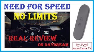 Need For Speed no limits VR Review on google daydream in 2017