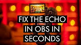 How-To ACTUALLY Remove Echo in Parsec for Recording with OBS - YouTube