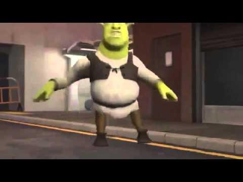 Shrek - MLG AllStar