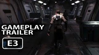Star Wars 1313 : Gameplay Trailer