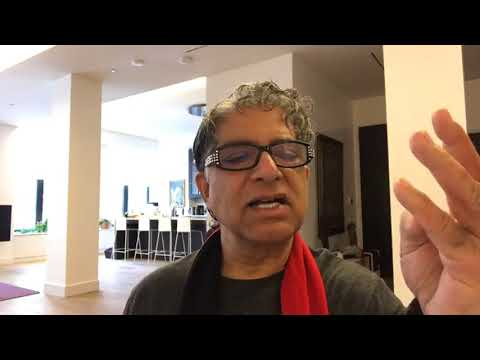 Reflections on 2017   My deepest desire for all of us for 2018! Deepak Chopra, MD