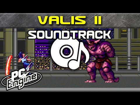 Valis II soundtrack | PC Engine / TurboGrafx-16 Music