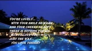 THE LETTERMEN - THE WAY YOU LOOK TONIGHT