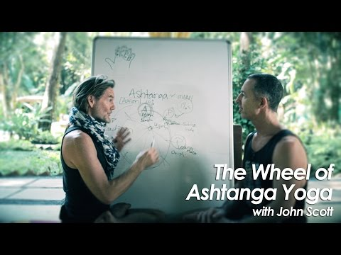 The Wheel of Ashtanga Yoga - John Scott
