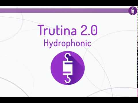 Trutina 2.0 Hydroponic- Gremon Systems