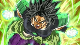The Broly Arc