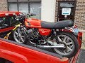 The Nicest  Yamaha Rd400 You Will Ever See!!! (Completely Restored and Modded)