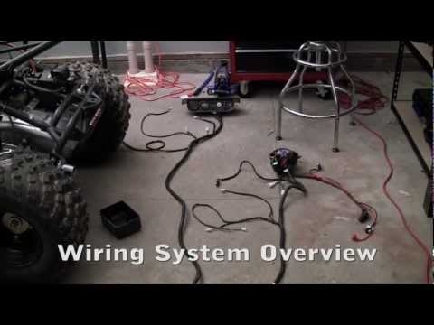 How to Build a Go Kart - 23 - Wiring Overview - YouTube Baja Cc Go Kart Wiring Diagram on kazuma 150cc wiring-diagram, gy6 dune buggy wiring-diagram, 150cc gy6 harness diagram, yerf dog spiderbox wiring-diagram, baja dune 150cc wiring-diagram, 150cc scooter carb diagram, 150cc gy6 motor wiring, 150cc scooter engine diagram, carter talon wiring-diagram, 150cc quad wiring-diagram, roketa buggy wiring-diagram, 150cc scooter wiring diagram, chinese gy6 wiring-diagram, tao tao wiring-diagram,