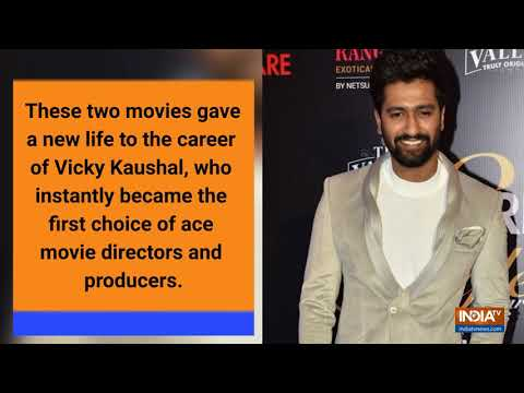 Birthday Special: Vicky Kaushal turns 31, still swearing by his Josh Mp3
