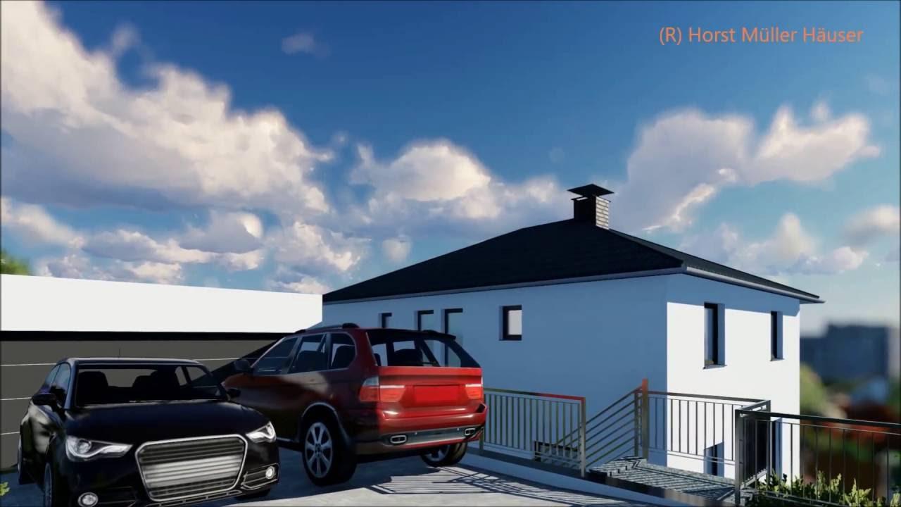 minimalistisch designhaus traumvilla in pl derhausen 3d animation architektur galerie. Black Bedroom Furniture Sets. Home Design Ideas