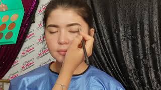 Быстрый видеоурок Арабский макияж