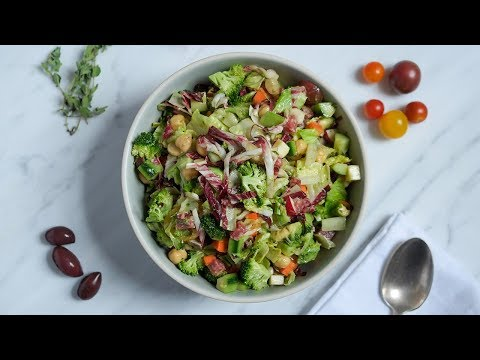 Italian Chopped Salad | Project Foodie