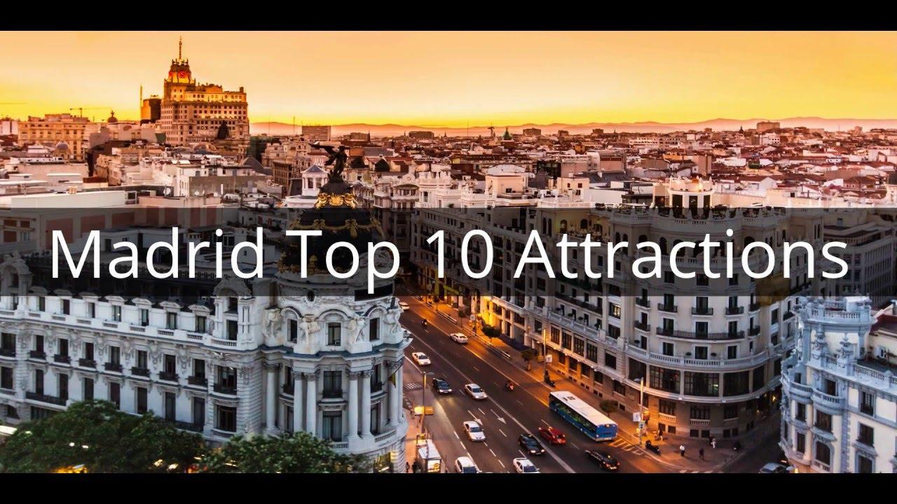 Madrid Tourist Guide: Cortez Square, Prado Museum Video ...