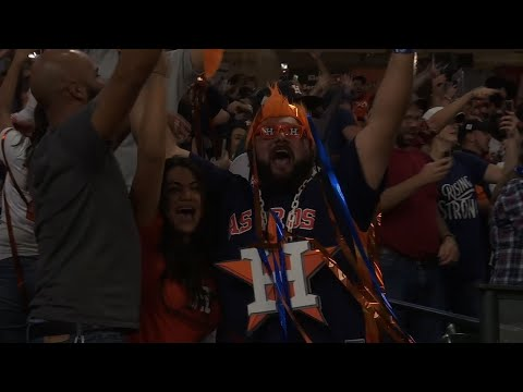 Houston Celebrates As Astros Win World Series