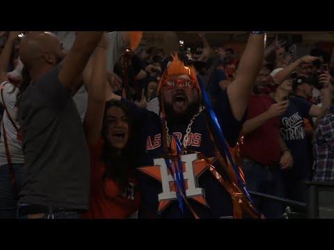 Houston Celebrates As Astros Win World Series